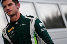 2014 GP2 Series Round 4. Red Bull Ring, Spielberg, Austria. Friday 20 June 2014. Alexander Rossi (EQ8 Caterham Racing)  Photo: Sam Bloxham/GP2 Series Media Service. ref: Digital Image _SBL5494