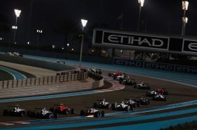 Abu Dhabi GP3