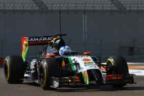 Jolyon Palmer Force India