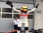 @gp2_official: @rharyantoracing and @camposracing back on top!#GP2 #motorsport #LastActionHeroes