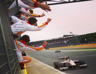 @rharyantoracing: This is all from our hard work @camposracing.. Let's keep it coming #GP2 #Win #Silverstone #Pertamina